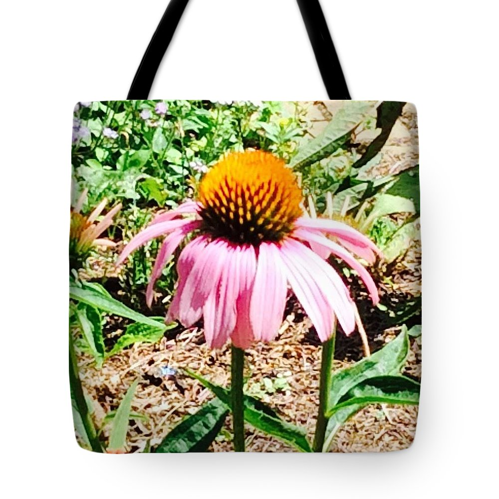 Exotic Tote Bag featuring the photograph Solo by Sharon Allen