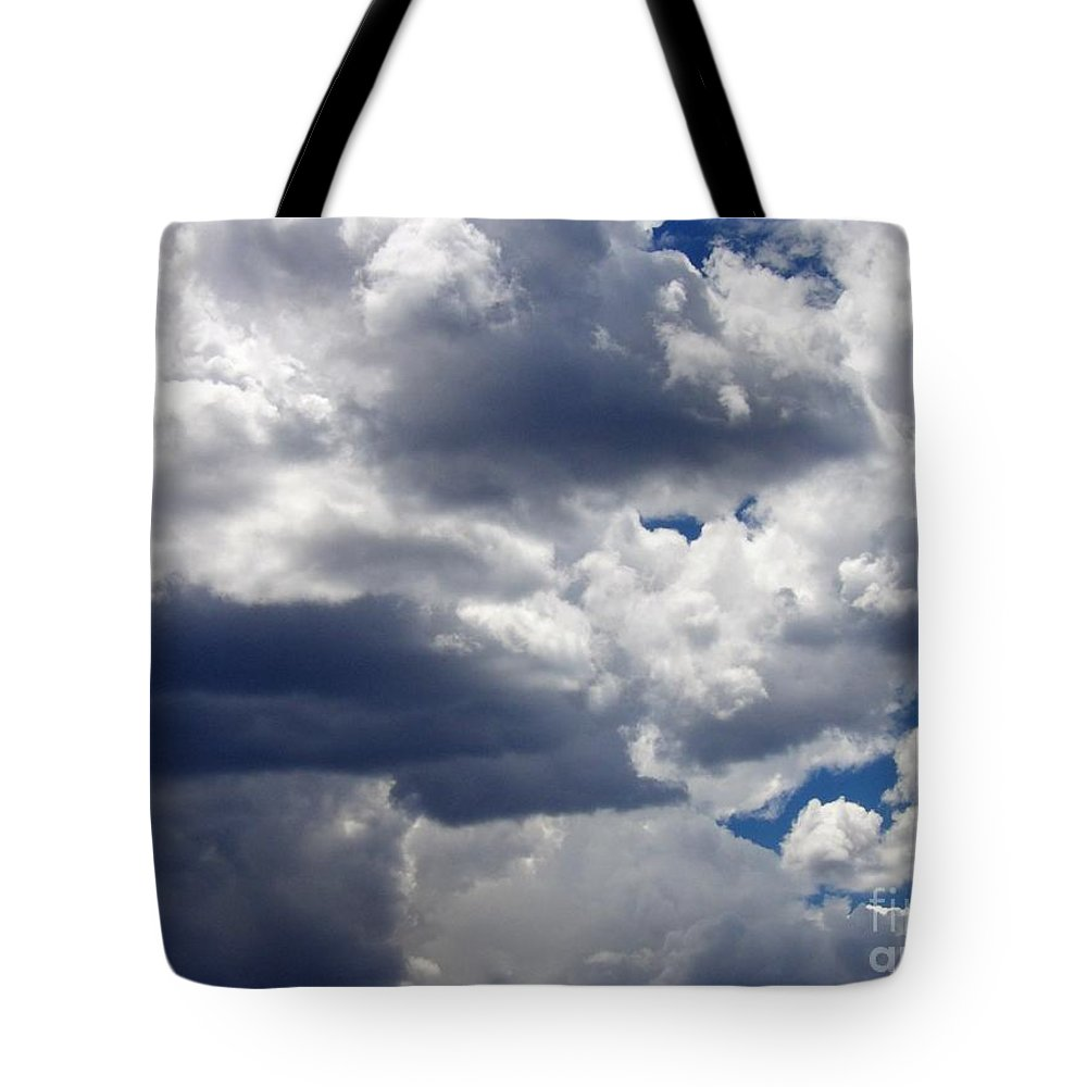 Wishes Tote Bag featuring the photograph Some Days Are Full Of Some Days by L Cecka