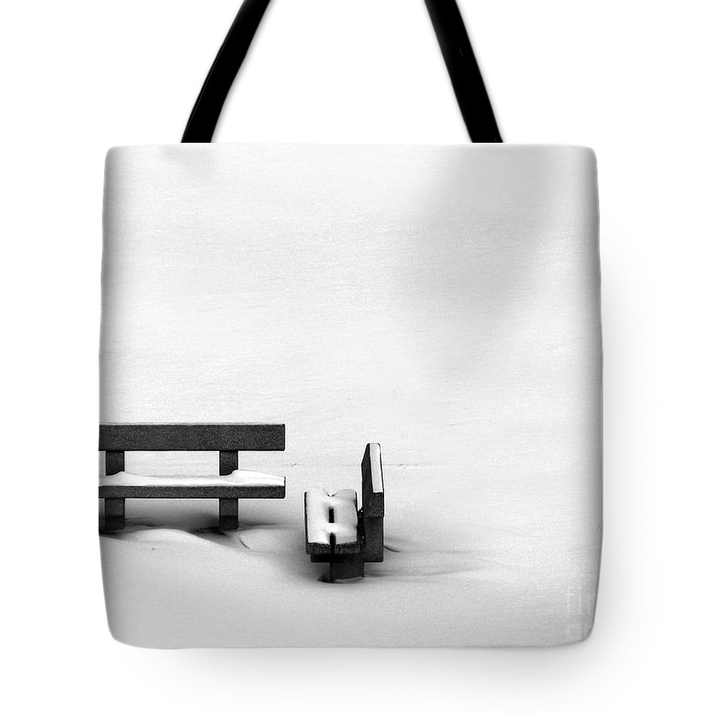 Black Tote Bag featuring the photograph Someone To Hear You When You Sigh by Dana DiPasquale