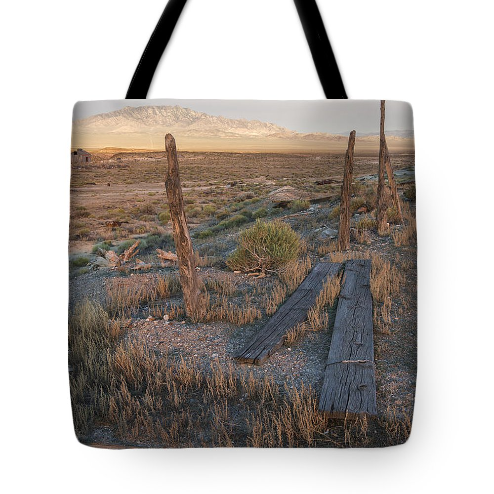 Usa Tote Bag featuring the photograph Song Of The West by Christian Heeb