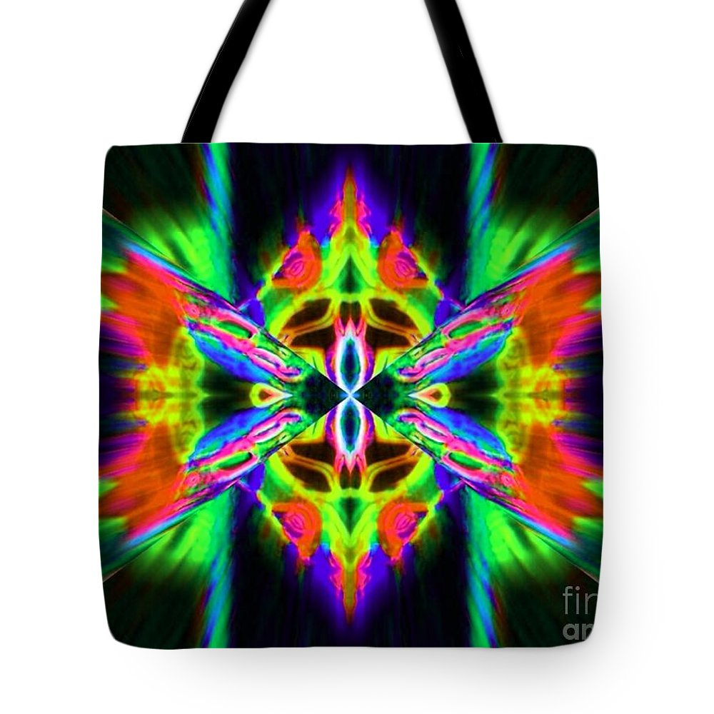Lorles Lifestyles Tote Bag featuring the digital art Songulous by Lorles Lifestyles