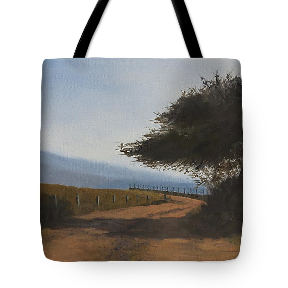 Save Our Soul Tote Bag featuring the painting SOS by Mandar Marathe