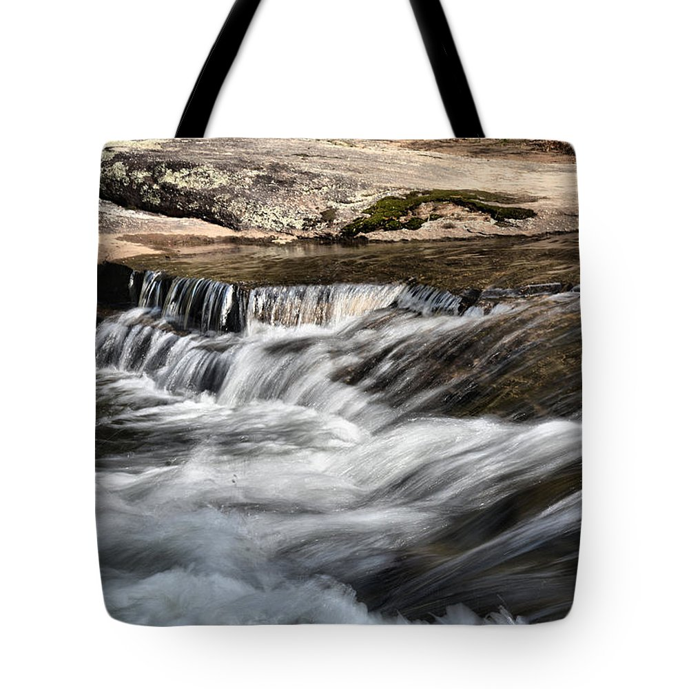 North Carolina Tote Bag featuring the photograph Sosoothing by Mike Fairchild