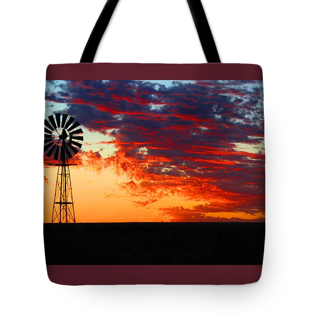 South Africa Tote Bag featuring the photograph South African Sunrise by Elton Oliver