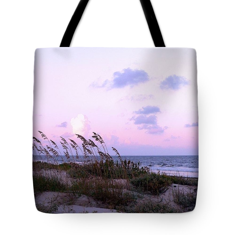 Coast Tote Bag featuring the photograph Southern Shoreline by Al Powell Photography USA