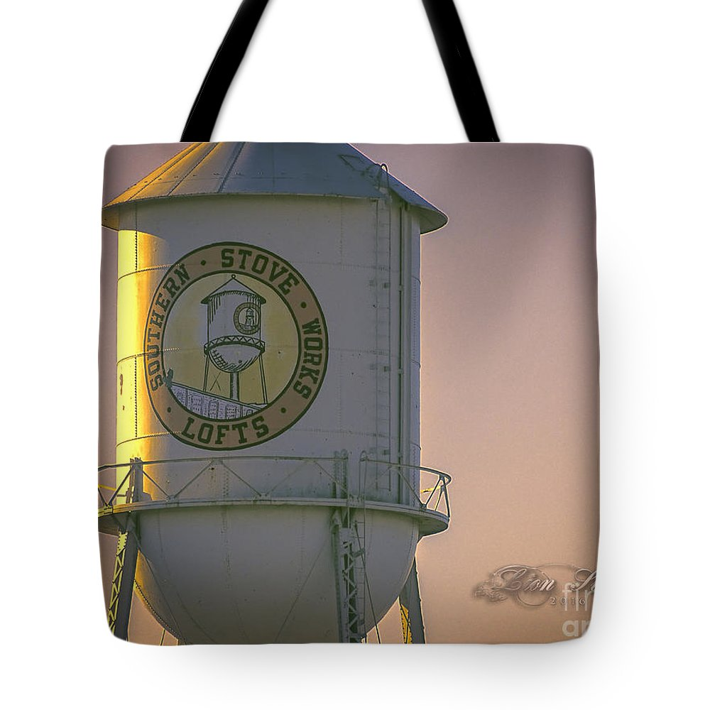 Photoshop Tote Bag featuring the photograph Southern Stove by Melissa Messick