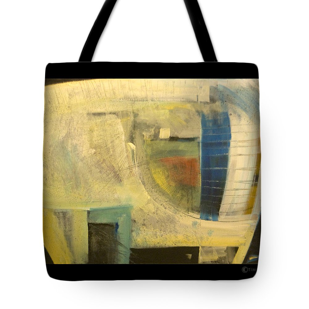 Dog Tote Bag featuring the painting Space Dog by Tim Nyberg