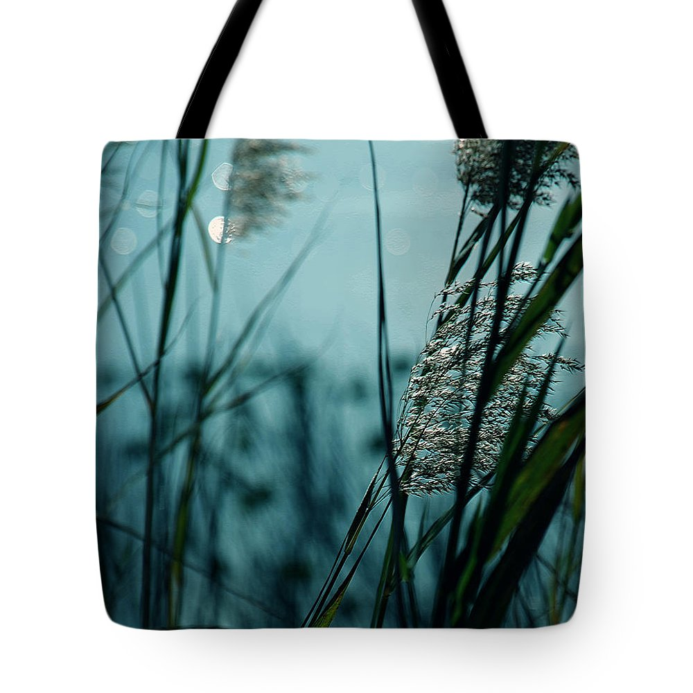 Sparkling Tote Bag featuring the photograph Sparkling Lights by Susanne Van Hulst