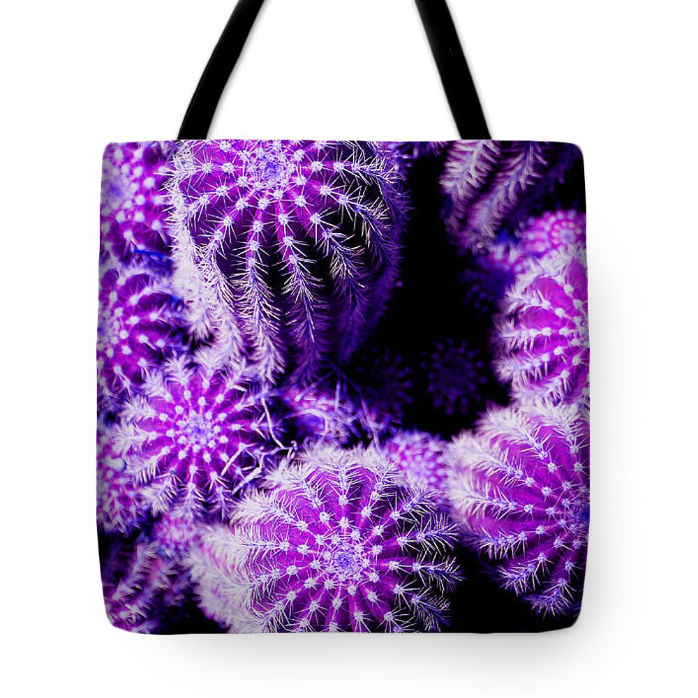 Australia Tote Bag featuring the photograph Spiky Bunch 1.1 by Giro Tavitian