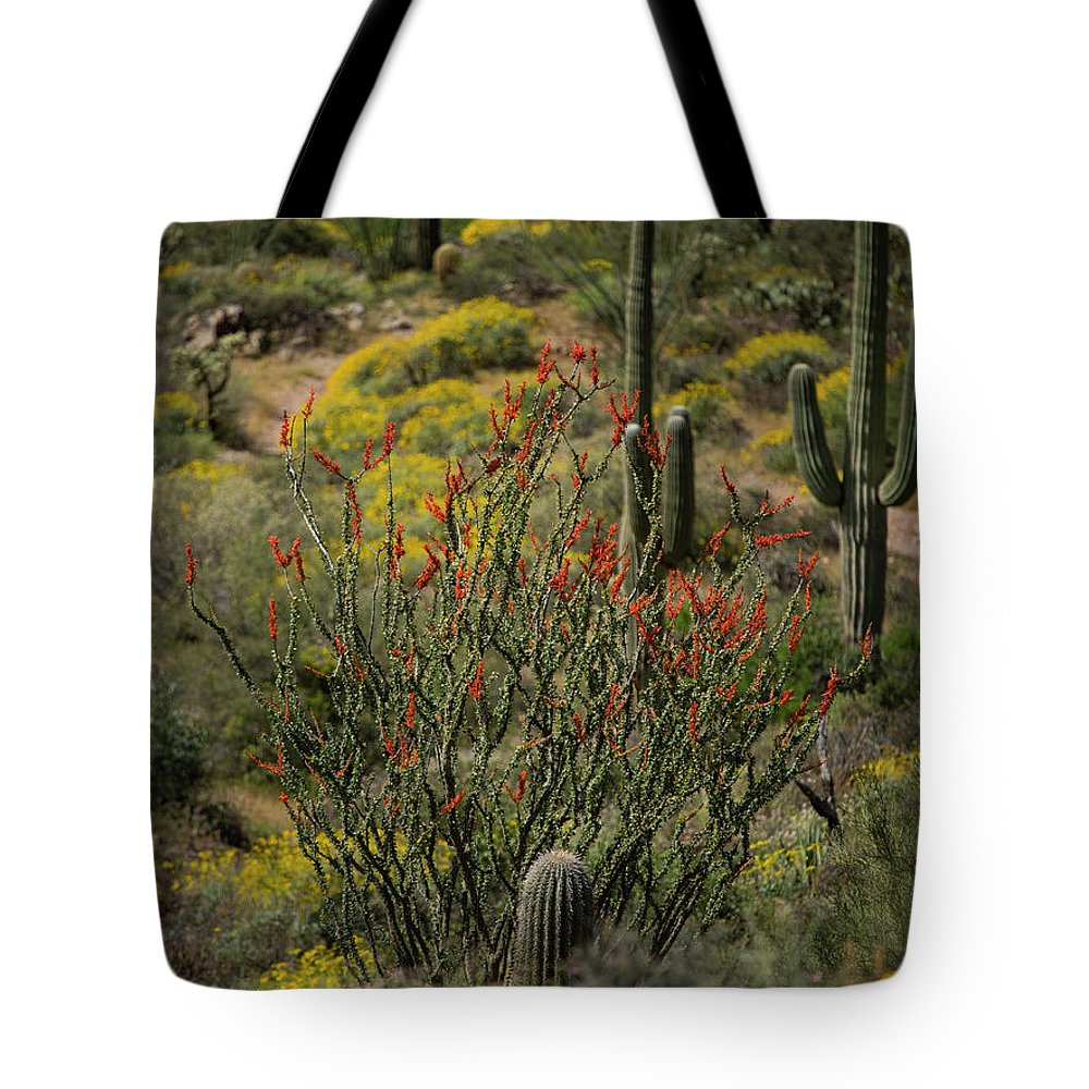 Spring Tote Bag featuring the photograph Spring Confetti by Sue Cullumber