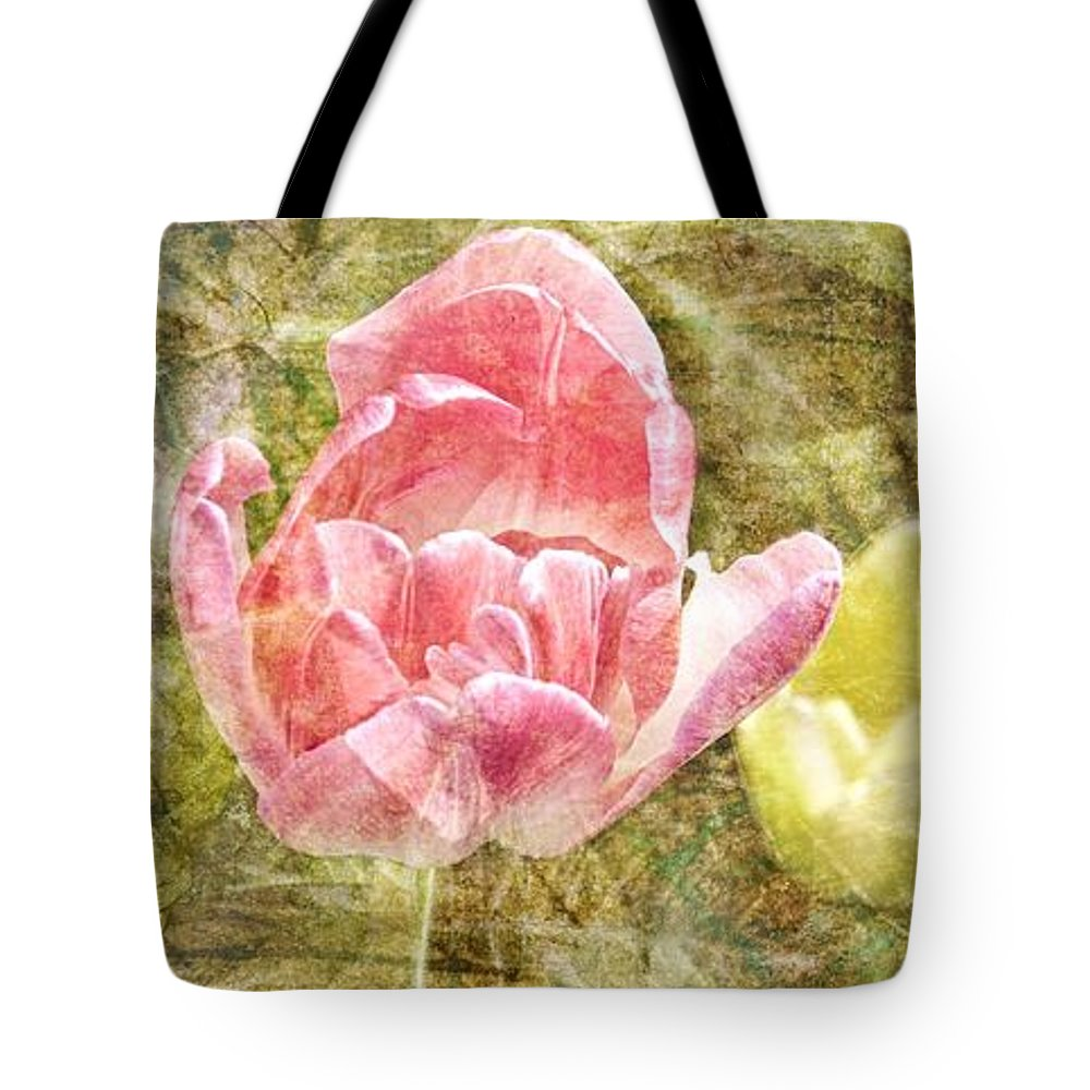 Tulips Tote Bag featuring the photograph Spring Tulips by Alice Gipson