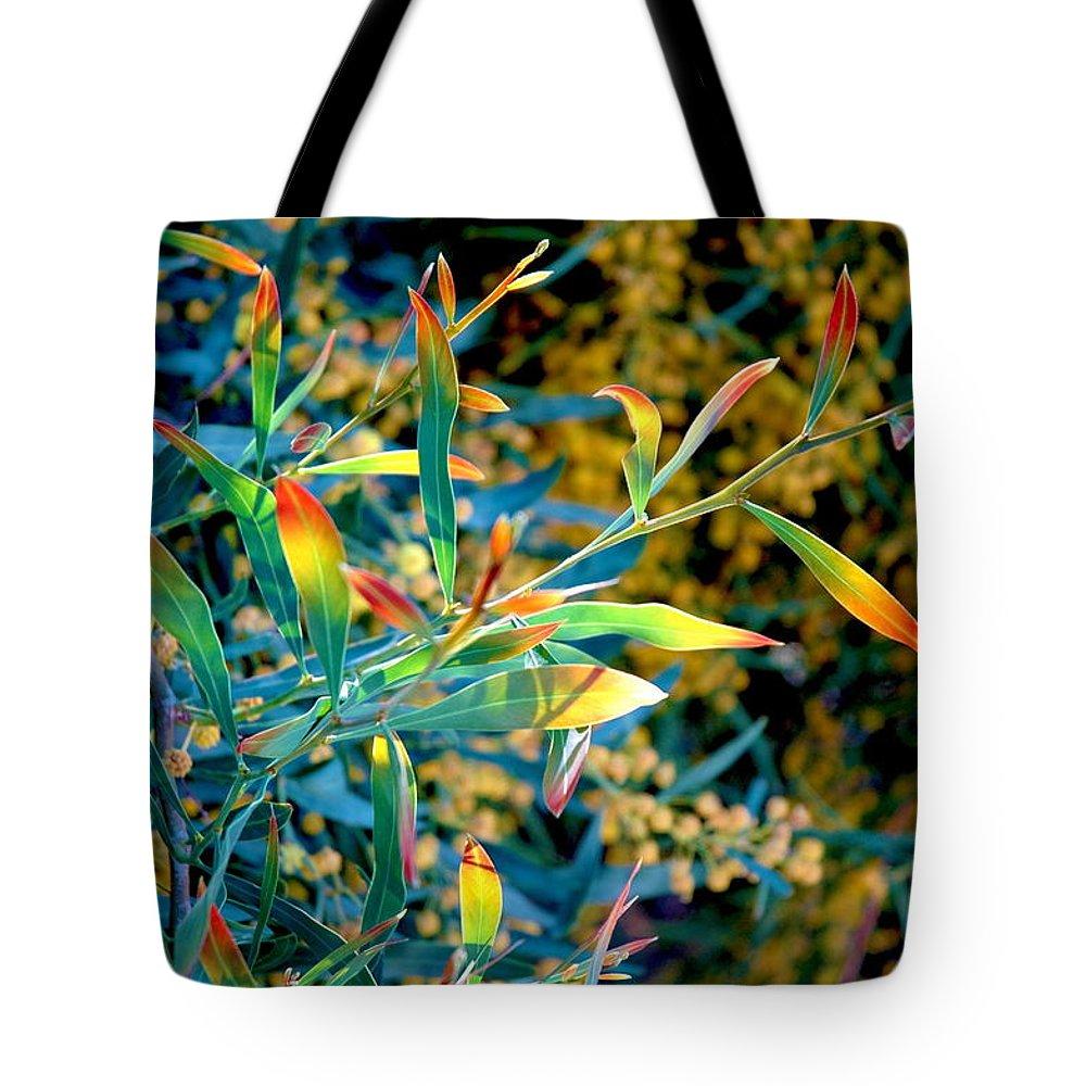 Inna Nedzelskaia Tote Bag featuring the photograph Spring's Joy by Inna Nedzelskaia