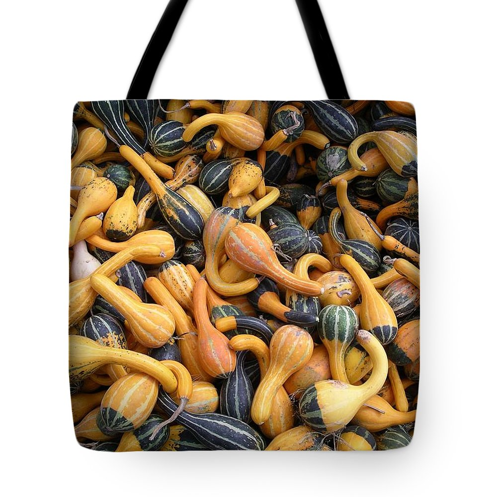 Market Tote Bag featuring the photograph Squash by Rich Bodane