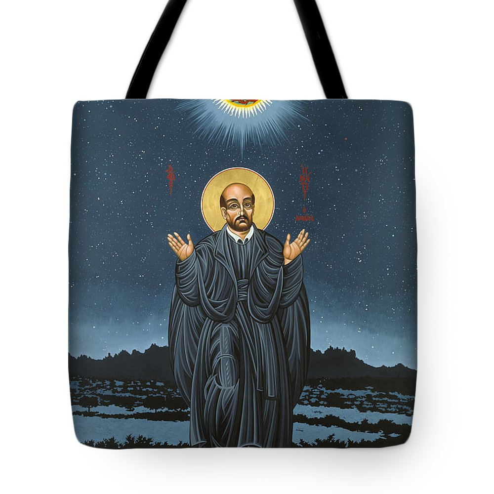 Triptych Tote Bags