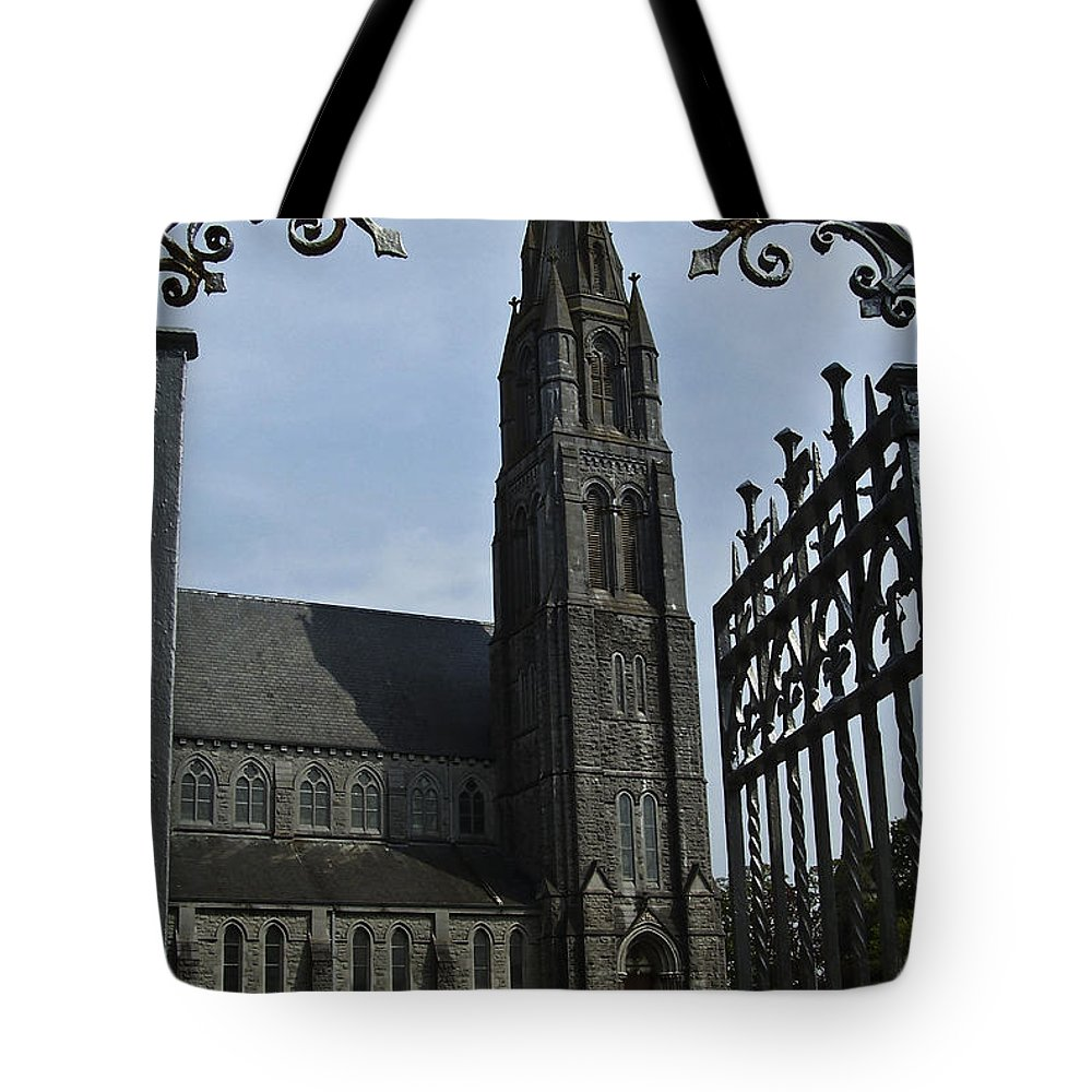 Nenagh Tote Bag featuring the photograph St. Mary by Teresa Mucha