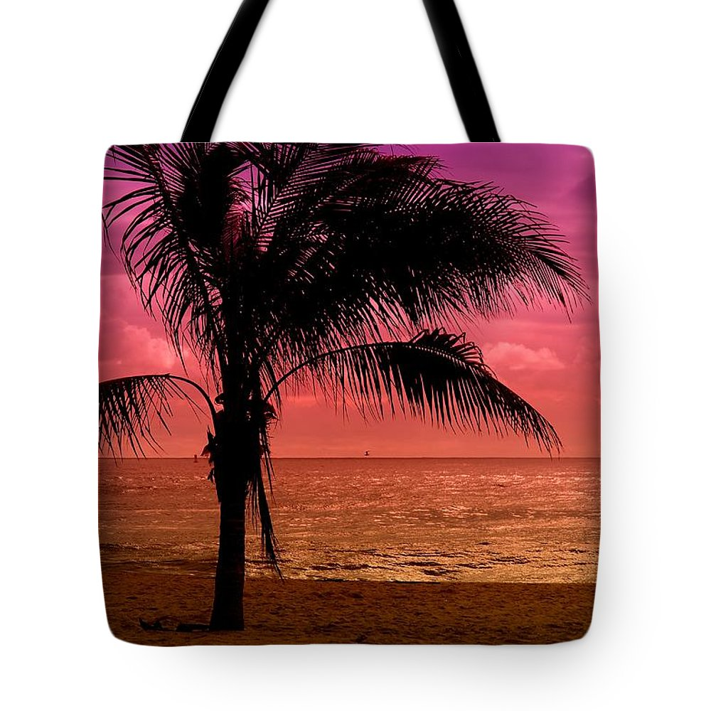 Jersey Shore Tote Bag featuring the photograph Standing - Jersey Shore by Angie Tirado