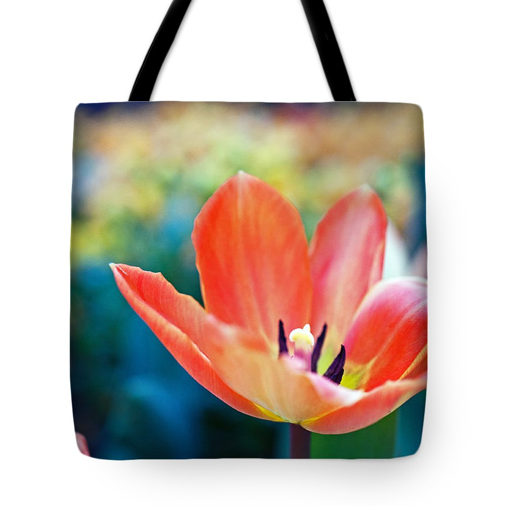 Lily Tote Bag featuring the photograph Standing Proud by Edward Congdon