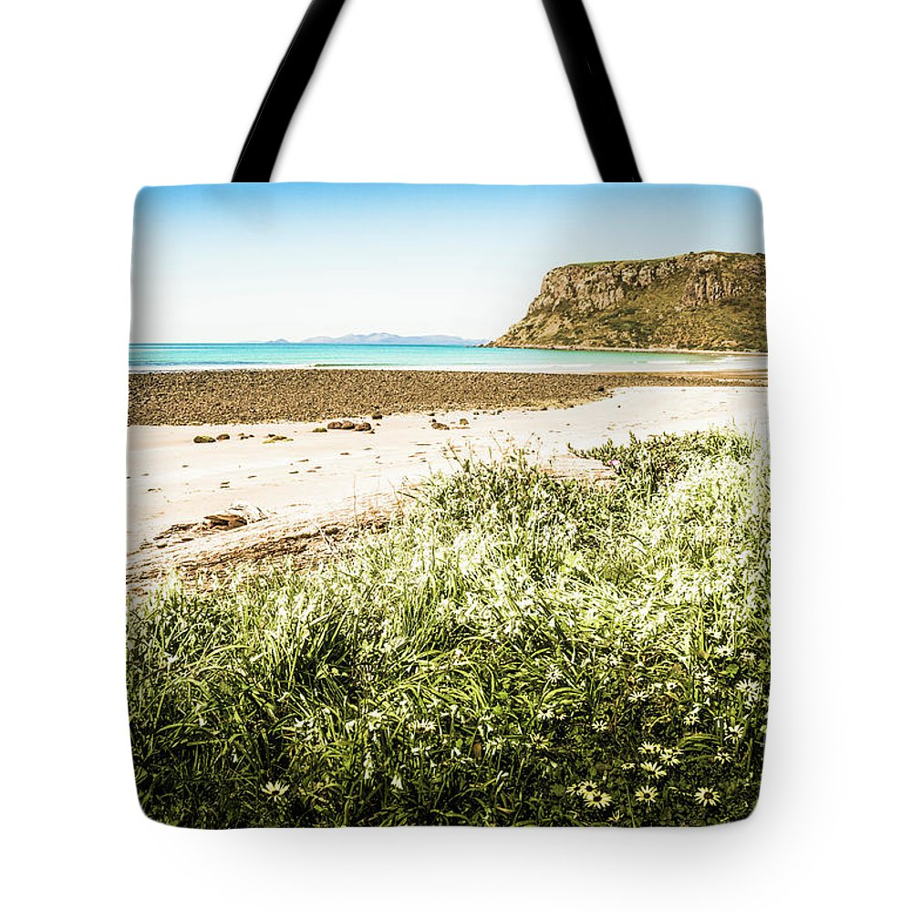Coast Tote Bag featuring the photograph Spectacular Stanley by Jorgo Photography - Wall Art Gallery