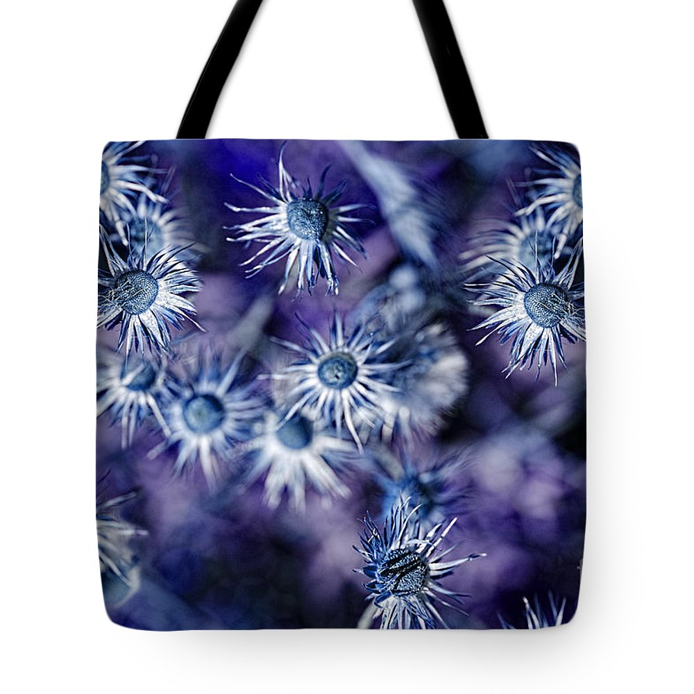 Wild Tote Bag featuring the photograph Star Flowers by Athanasios Athanasiou