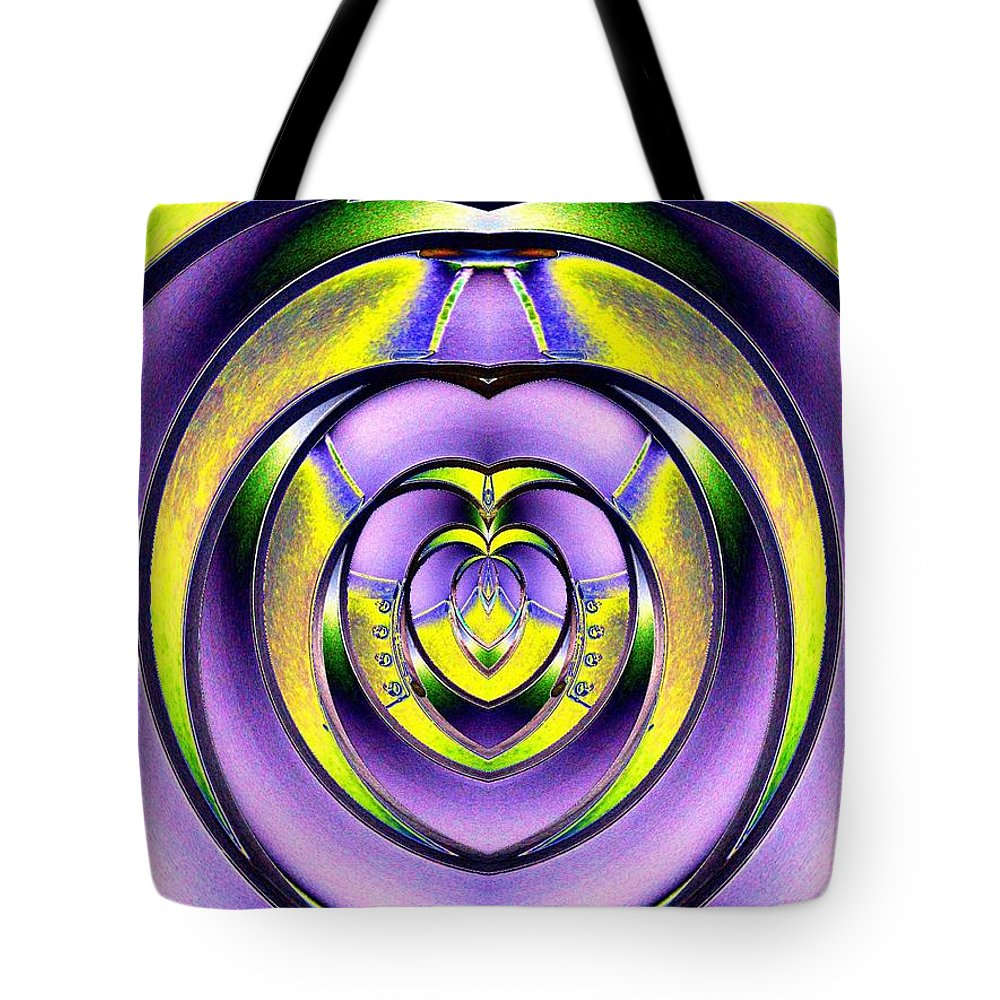 Seattle Tote Bag featuring the photograph Steel My Heart Away by Tim Allen
