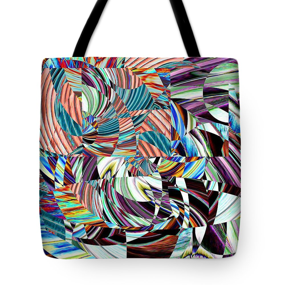 Steps Tote Bag featuring the photograph Steps To Justice by Tim Allen