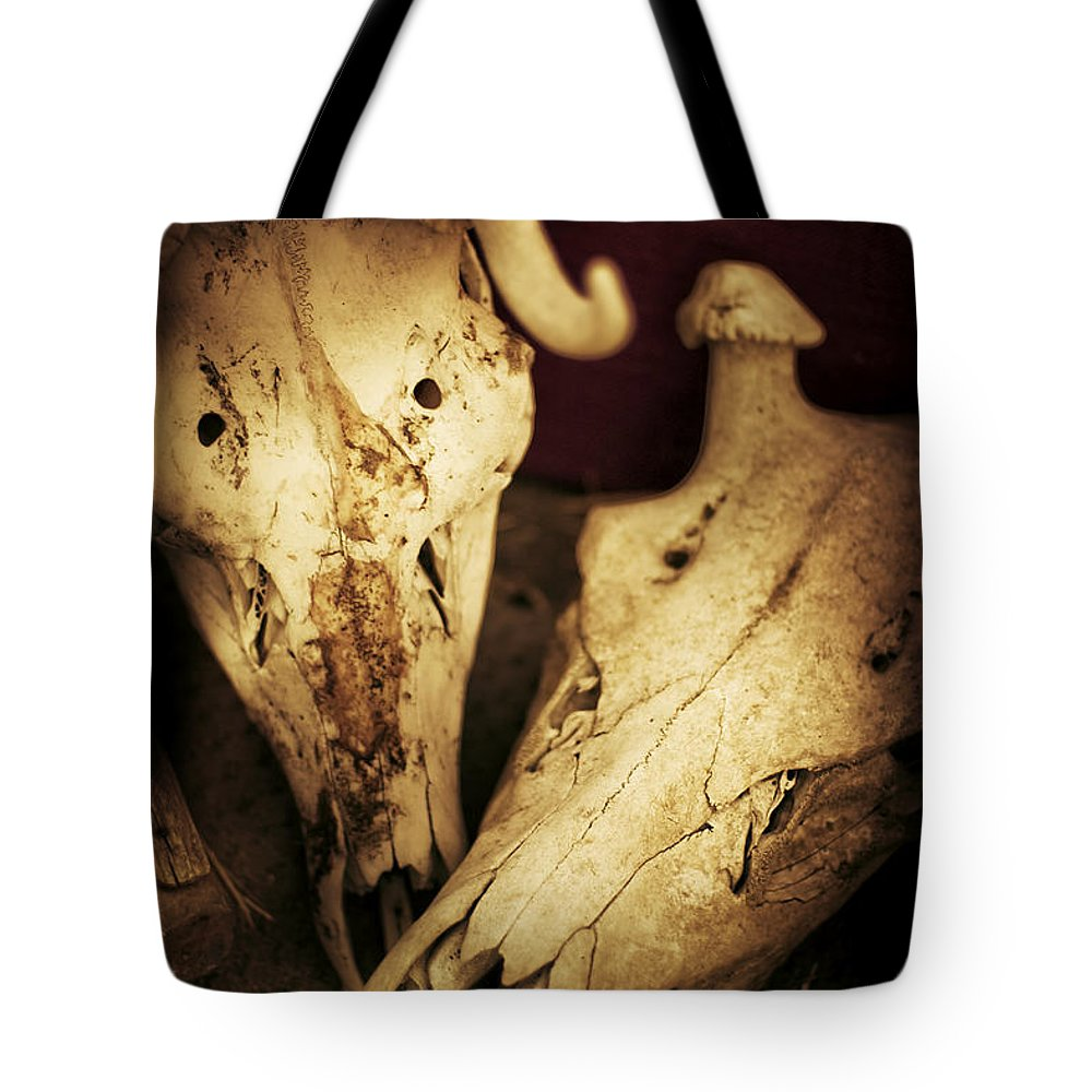 Agriculture Tote Bag featuring the photograph Still Death by Jorgo Photography - Wall Art Gallery