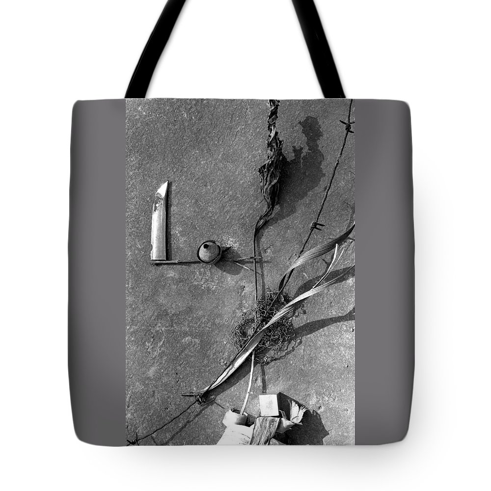Still Life Tote Bag featuring the photograph Still Forms by Ted M Tubbs