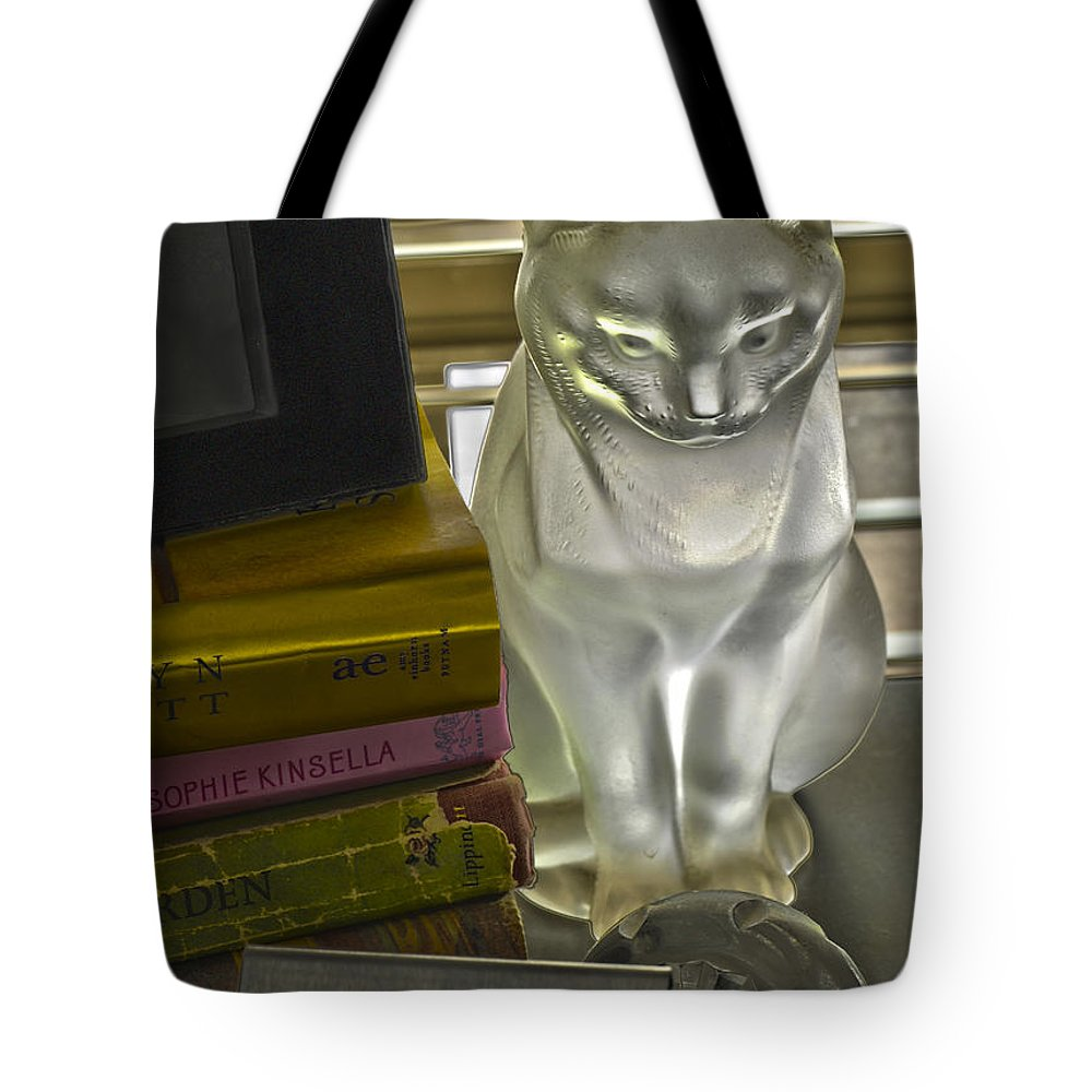 Still Life Tote Bag featuring the photograph Still Life Nine by Stephen Anderson