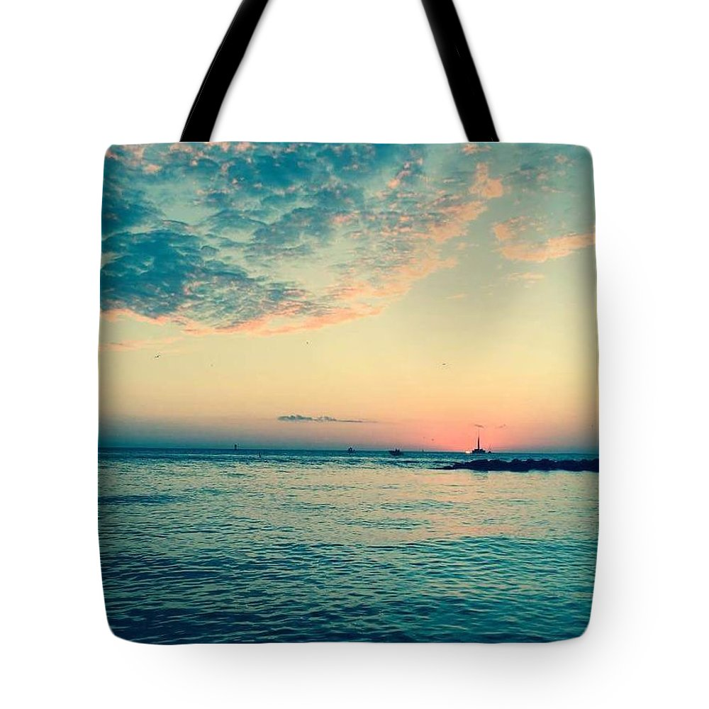 Water Tote Bag featuring the photograph Still Water by Jeffrey Hite
