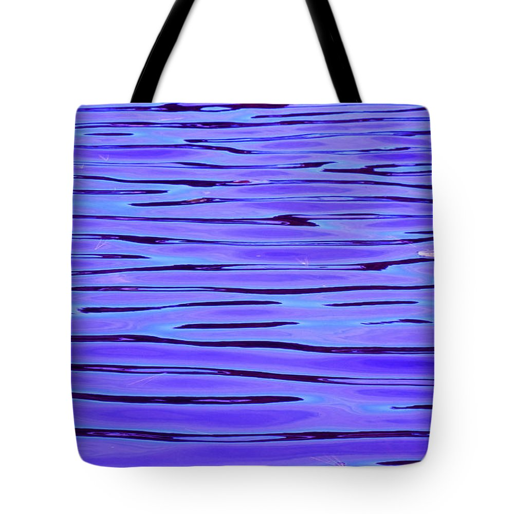 Water Tote Bag featuring the photograph Still Waters by Sybil Staples