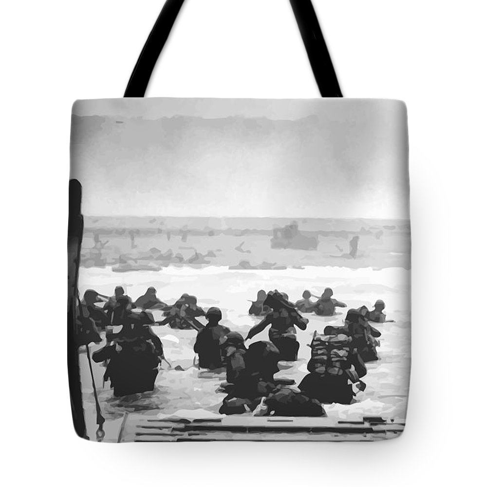 Normandy Tote Bags