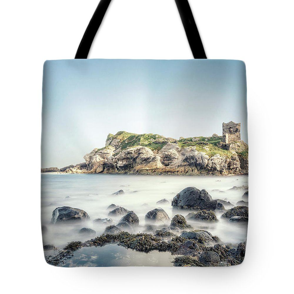 Kremsdorf Tote Bag featuring the photograph Stranded In Time by Evelina Kremsdorf