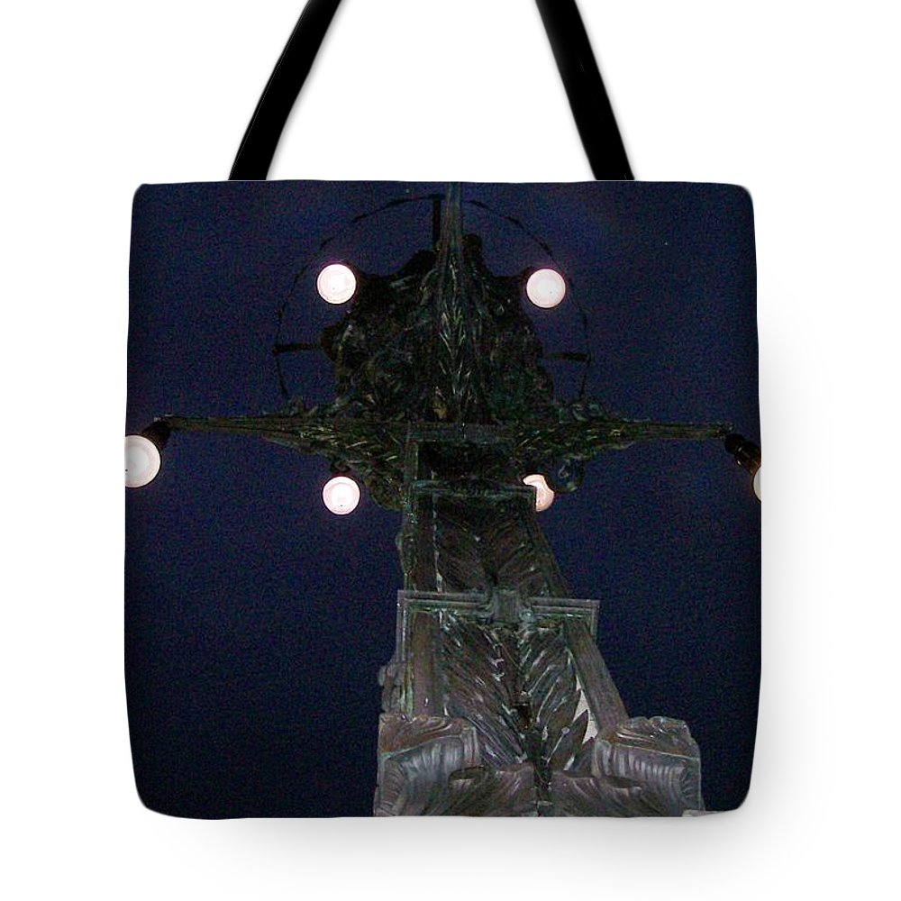 Night Tote Bag featuring the photograph Strange Eyes by Stephen King
