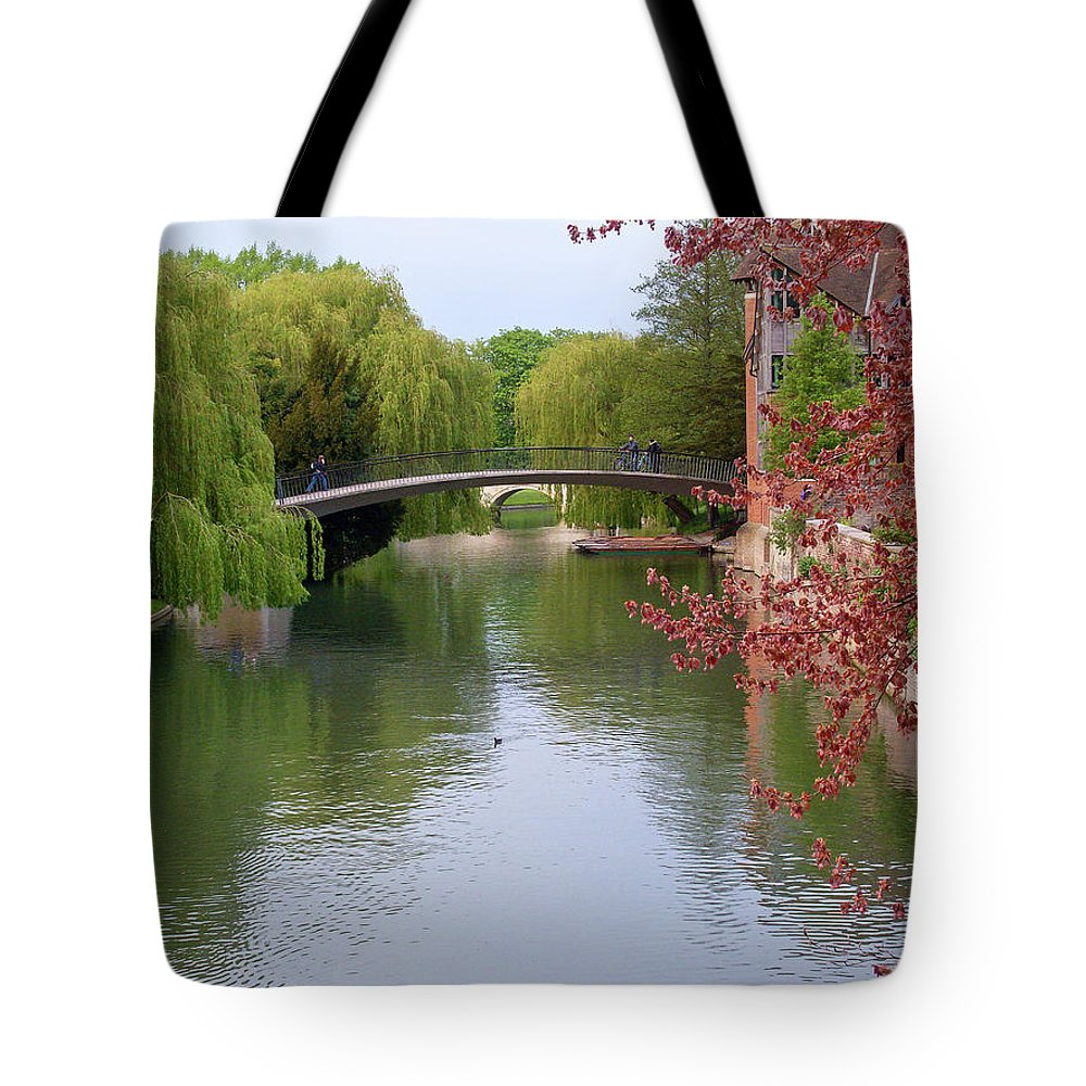 Stratford Tote Bag featuring the photograph Stratford Upon Avon 6 by Douglas Barnett