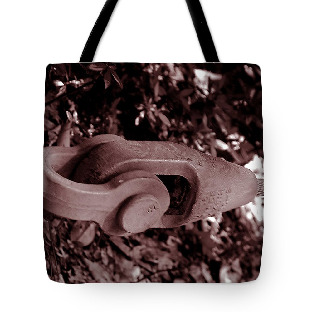 Tool Tote Bag featuring the photograph Strength by Bob Johnson