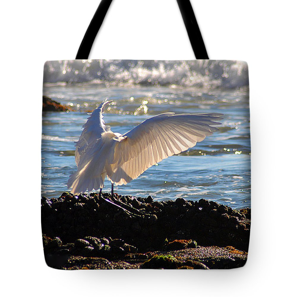 Clay Tote Bag featuring the photograph Strut by Clayton Bruster