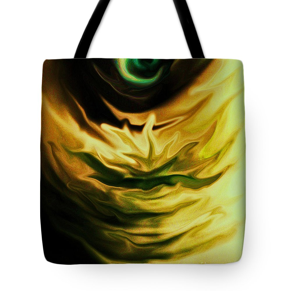 Tote Bag featuring the photograph Subtle Pull by Daniele Smith