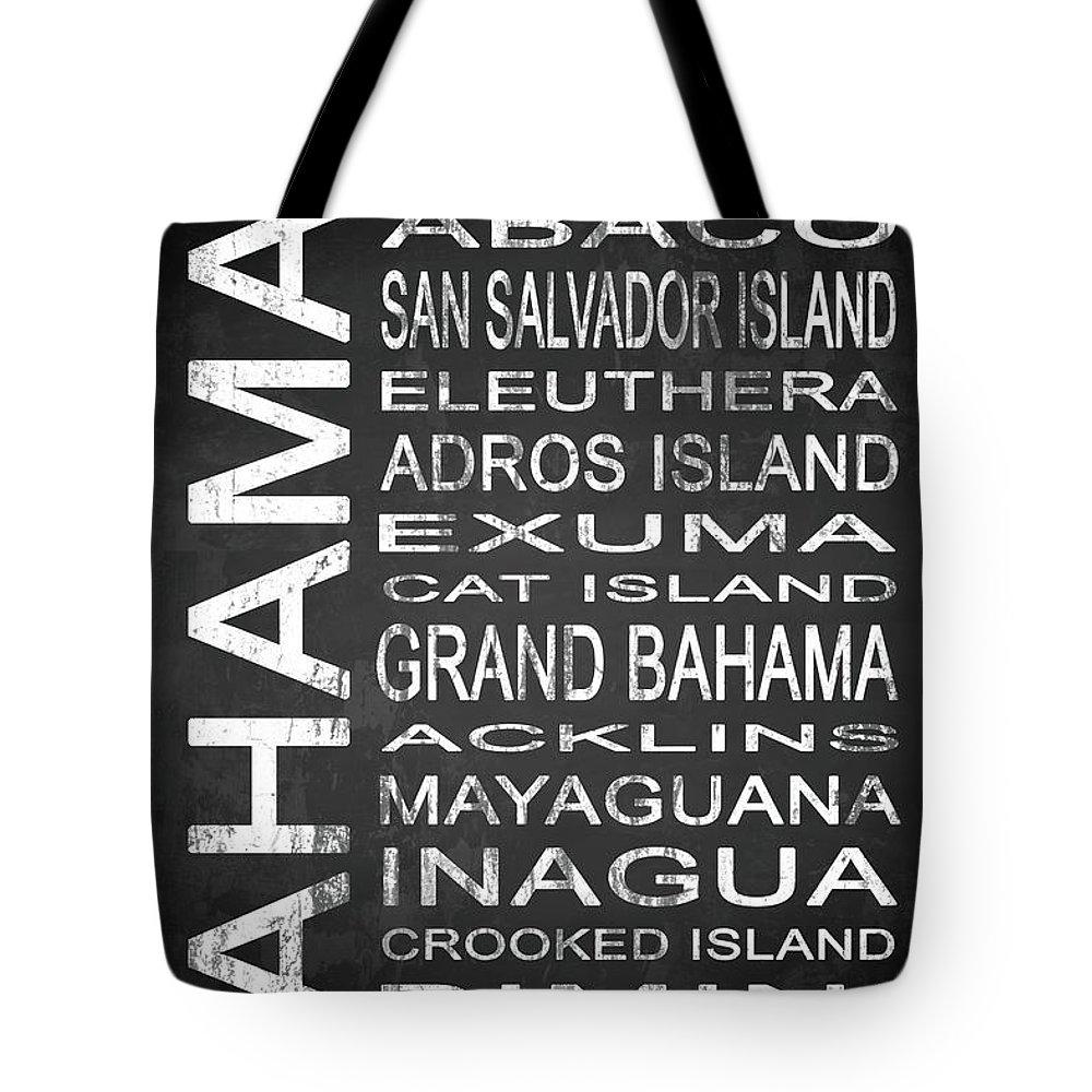 Eleuthera Art Tote Bags