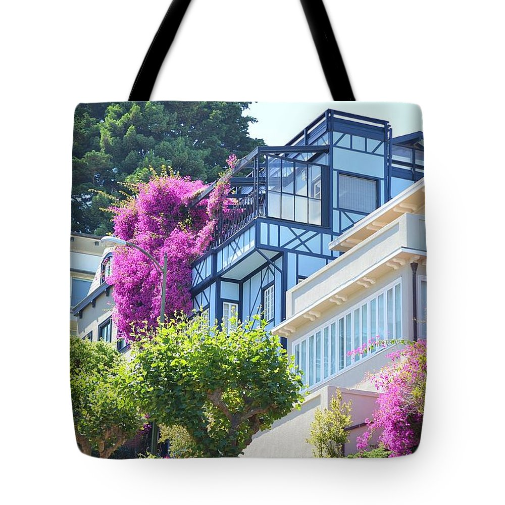 Flower Tote Bag featuring the photograph Summer Bloom 039 by Remegio Dalisay
