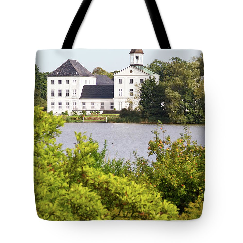 Grasten Tote Bag featuring the photograph Summer Palace 2 by Bernard Barcos