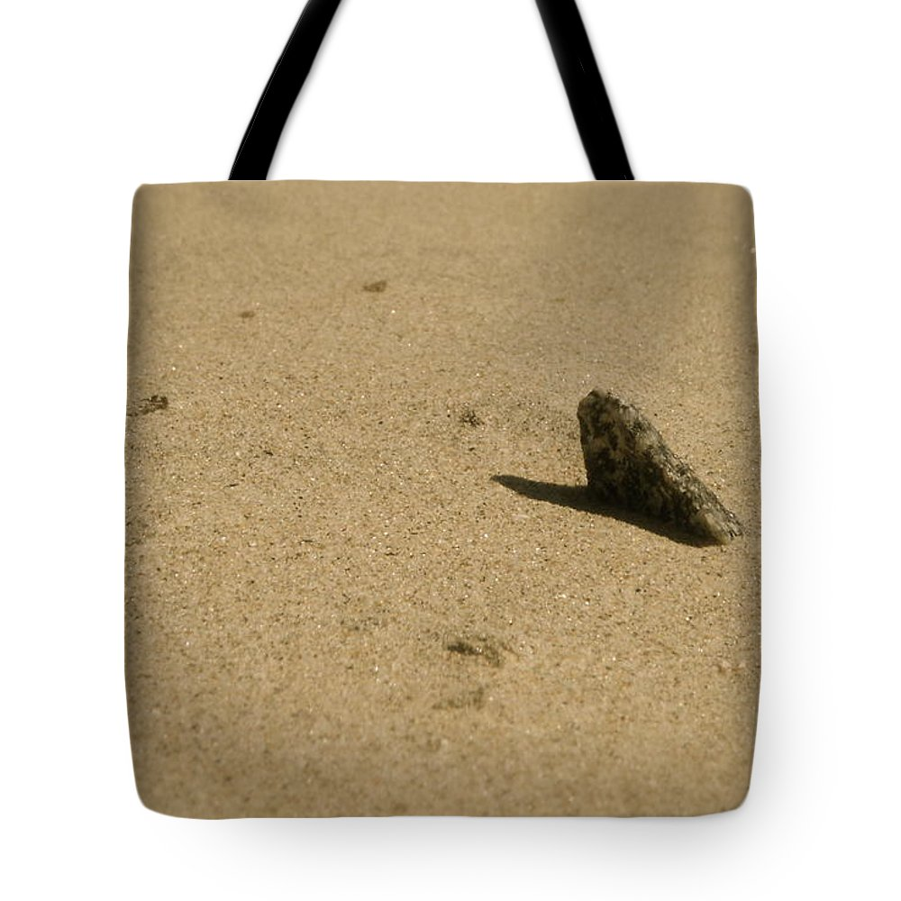Beach Tote Bag featuring the photograph Sundial by Amy Strong
