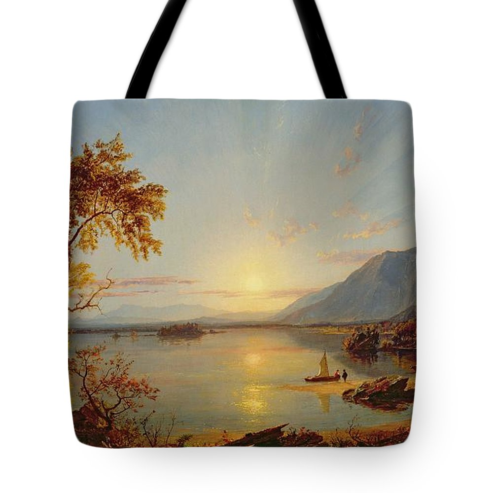 Cropsey Tote Bags