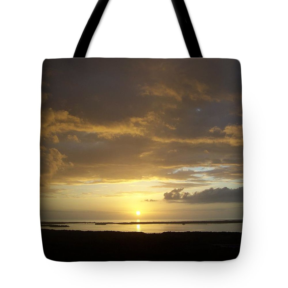 Sunset Tote Bag featuring the photograph Sunset 0018 by Laurie Paci