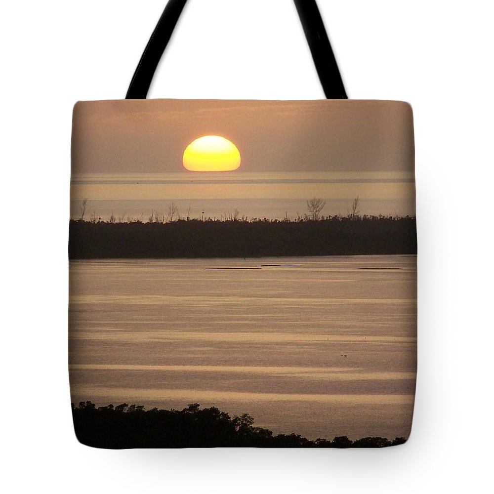 Sunset Tote Bag featuring the photograph Sunset 0022 by Laurie Paci