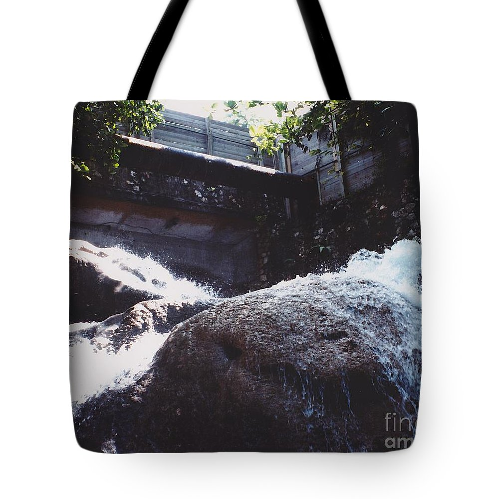 Landscape Tote Bag featuring the photograph Sunshine by Michelle Powell