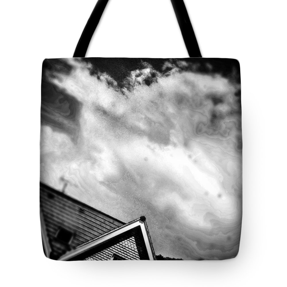 Beautiful Tote Bag featuring the photograph #sunshine #pretty #beautiful #sky by Jason Michael Roust