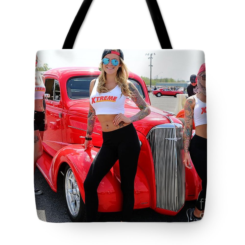 Super Chevy Show In Memphis Tn Tote Bag For Sale By Billy Morris - Car show memphis tn