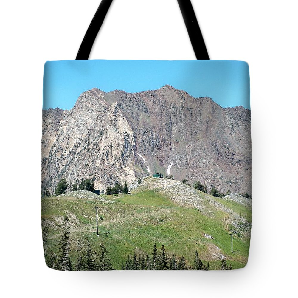 Landscape Tote Bag featuring the photograph Superior by Michael Cuozzo