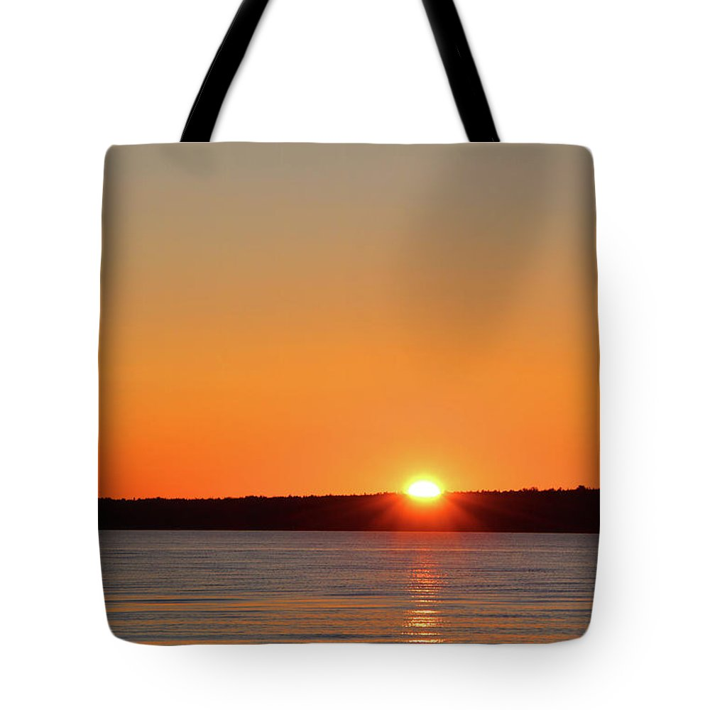 Surry Tote Bag featuring the photograph Surry, Maine by Kevin Rabbitt