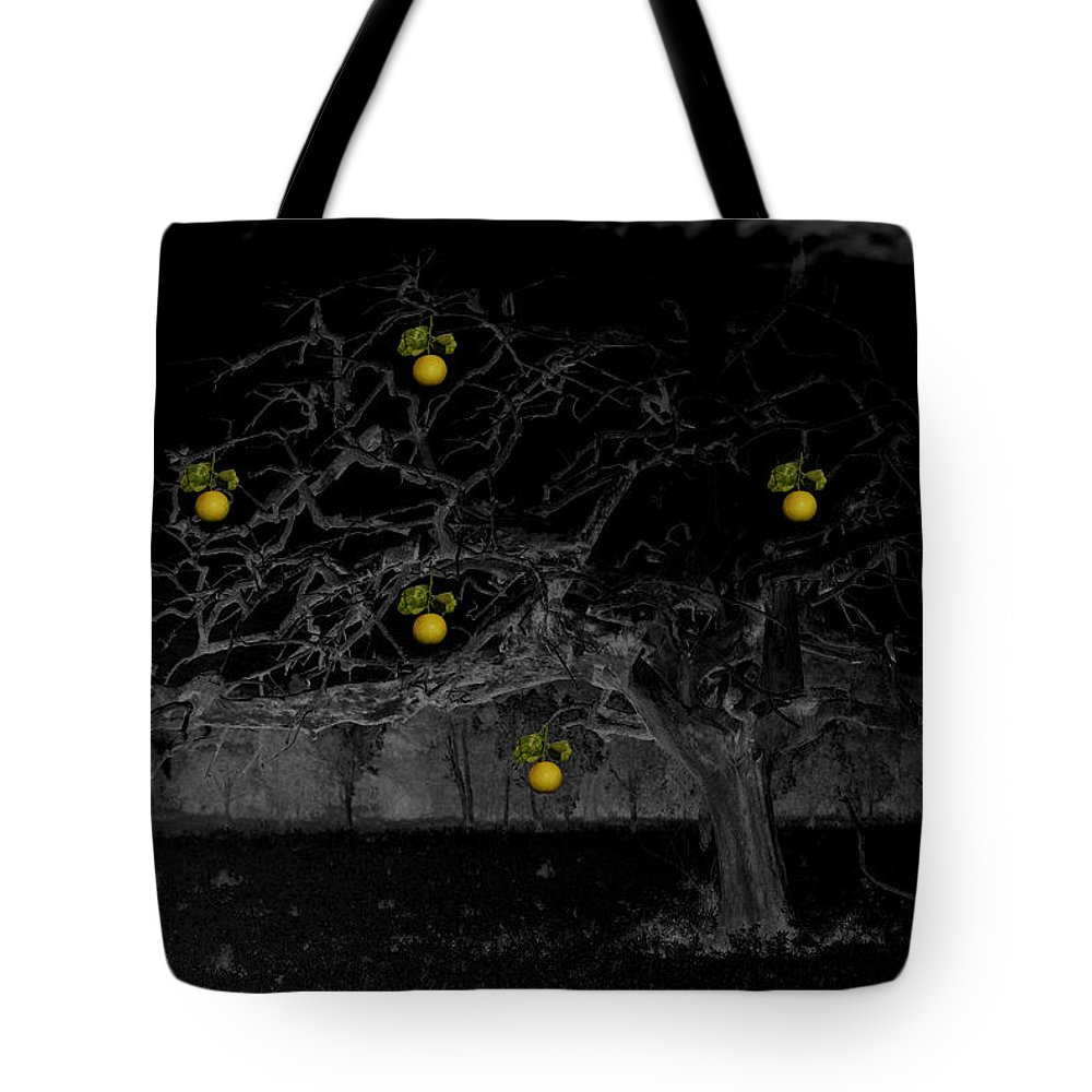 Fantasy Tote Bag featuring the photograph Sweet Fruit by Holly Kempe